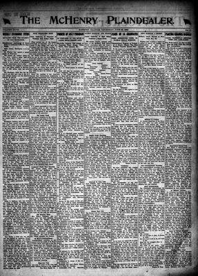 McHenry Plaindealer (McHenry, IL), 23 Jun 1921