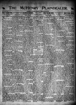 McHenry Plaindealer (McHenry, IL), 22 Sep 1921