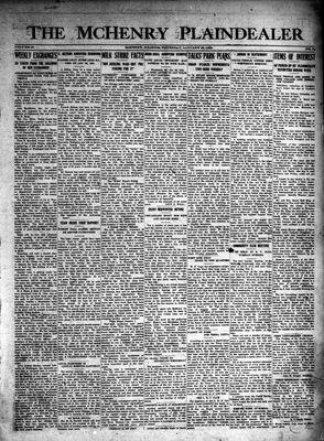 McHenry Plaindealer (McHenry, IL), 31 Jan 1924