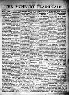 McHenry Plaindealer (McHenry, IL), 23 Apr 1925
