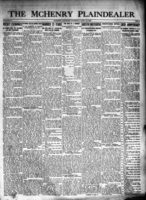 McHenry Plaindealer (McHenry, IL), 30 Apr 1925