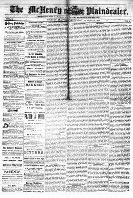 McHenry Plaindealer (McHenry, IL), 23 Aug 1876