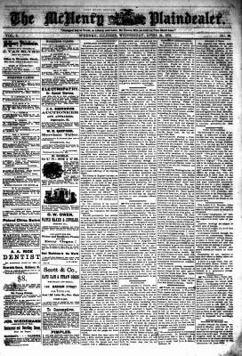 McHenry Plaindealer (McHenry, IL), 24 Apr 1878