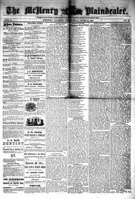 McHenry Plaindealer (McHenry, IL), 12 Jun 1878