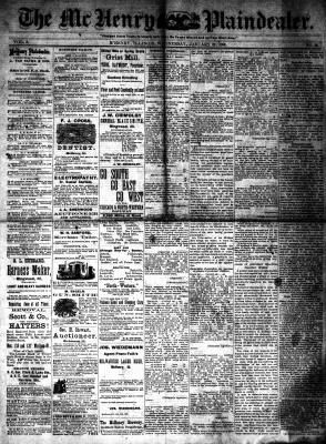 McHenry Plaindealer (McHenry, IL), 21 Jan 1880