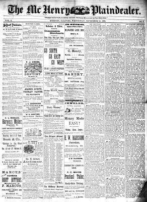 McHenry Plaindealer (McHenry, IL), 15 Sep 1880