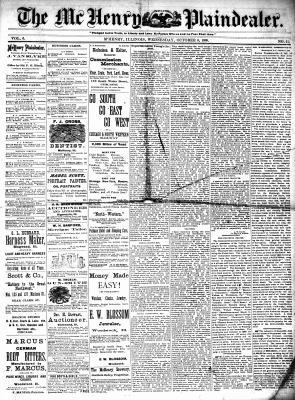 McHenry Plaindealer (McHenry, IL), 6 Oct 1880