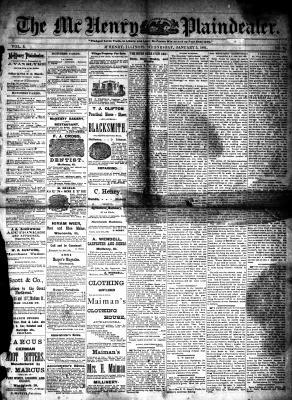 McHenry Plaindealer (McHenry, IL), 5 Jan 1881