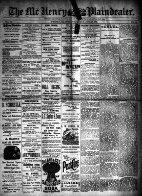 McHenry Plaindealer (McHenry, IL), 26 Jun 1889