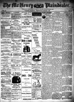 McHenry Plaindealer (McHenry, IL), 1 Mar 1893