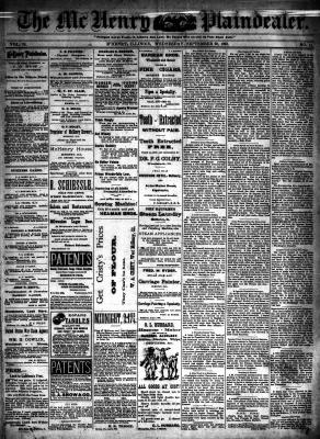 McHenry Plaindealer (McHenry, IL), 20 Sep 1893