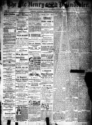 McHenry Plaindealer (McHenry, IL), 2 Jan 1895
