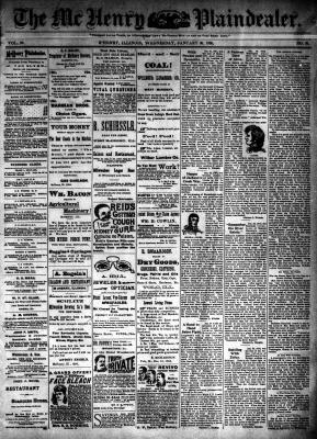 McHenry Plaindealer (McHenry, IL), 30 Jan 1895