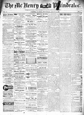 McHenry Plaindealer (McHenry, IL), 17 Aug 1898