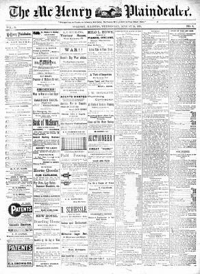 McHenry Plaindealer (McHenry, IL), 24 Aug 1898