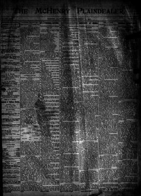 McHenry Plaindealer (McHenry, IL), 27 Dec 1900