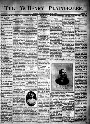 McHenry Plaindealer (McHenry, IL), 15 Jun 1905