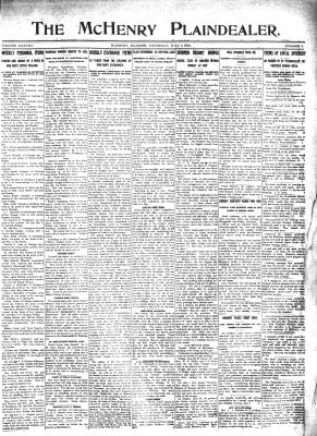 McHenry Plaindealer (McHenry, IL), 4 Jul 1912
