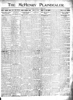 McHenry Plaindealer (McHenry, IL), 8 Aug 1912