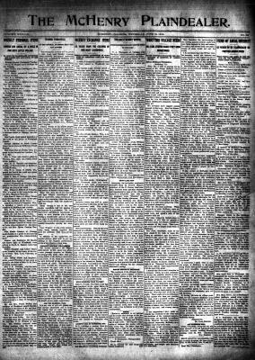 McHenry Plaindealer (McHenry, IL), 12 Jun 1913