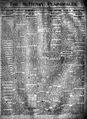 McHenry Plaindealer (McHenry, IL), 26 Jun 1913