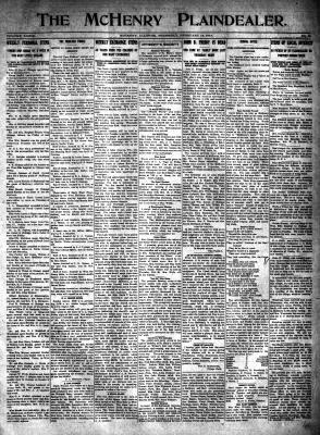 McHenry Plaindealer (McHenry, IL), 19 Feb 1914