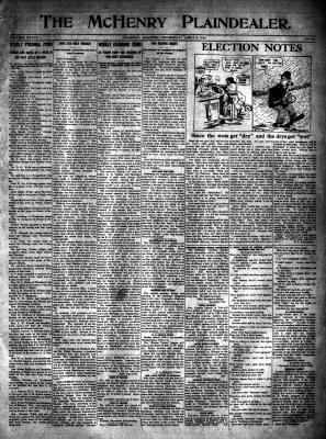 McHenry Plaindealer (McHenry, IL), 2 Apr 1914