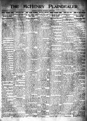 McHenry Plaindealer (McHenry, IL), 18 Jun 1914