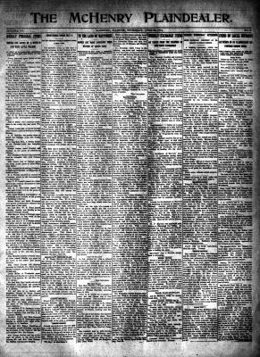 McHenry Plaindealer (McHenry, IL), 25 Jun 1914