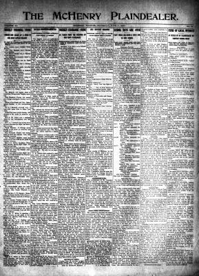 McHenry Plaindealer (McHenry, IL), 17 Jun 1915