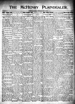 McHenry Plaindealer (McHenry, IL), 13 Jul 1916