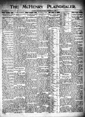 McHenry Plaindealer (McHenry, IL), 14 Sep 1916