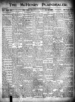 McHenry Plaindealer (McHenry, IL), 21 Sep 1916