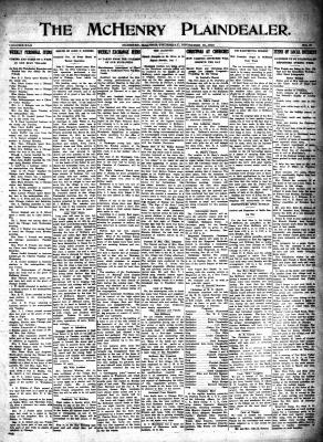 McHenry Plaindealer (McHenry, IL), 21 Dec 1916