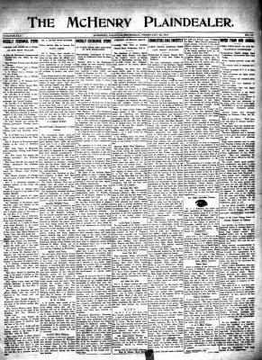 McHenry Plaindealer (McHenry, IL), 22 Feb 1917