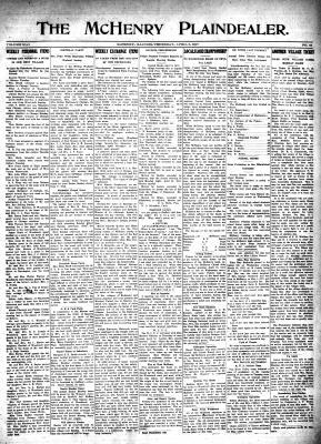McHenry Plaindealer (McHenry, IL), 5 Apr 1917
