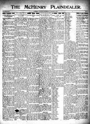 McHenry Plaindealer (McHenry, IL), 16 Aug 1917