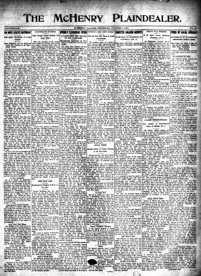 McHenry Plaindealer (McHenry, IL), 4 Oct 1917