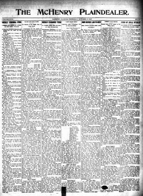 McHenry Plaindealer (McHenry, IL), 11 Oct 1917