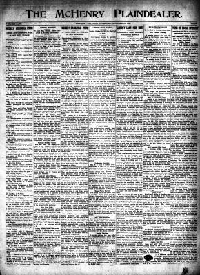 McHenry Plaindealer (McHenry, IL), 18 Oct 1917