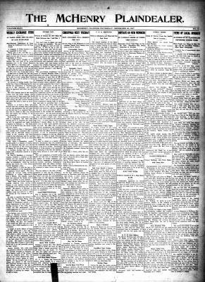 McHenry Plaindealer (McHenry, IL), 20 Dec 1917
