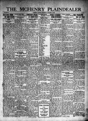 McHenry Plaindealer (McHenry, IL), 18 Oct 1928