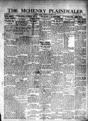 McHenry Plaindealer (McHenry, IL), 31 Jan 1929