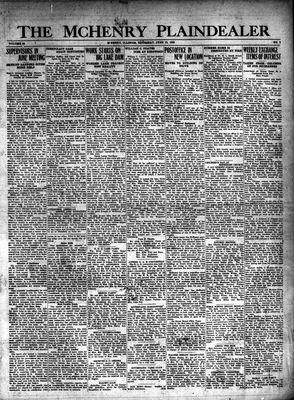 McHenry Plaindealer (McHenry, IL), 13 Jun 1929
