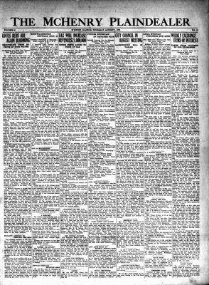 McHenry Plaindealer (McHenry, IL), 8 Aug 1929