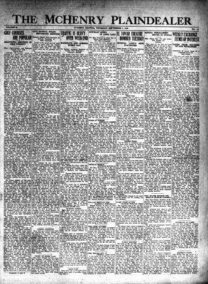 McHenry Plaindealer (McHenry, IL), 5 Sep 1929