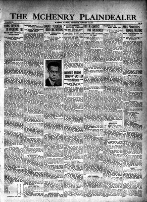 McHenry Plaindealer (McHenry, IL), 30 Jan 1930