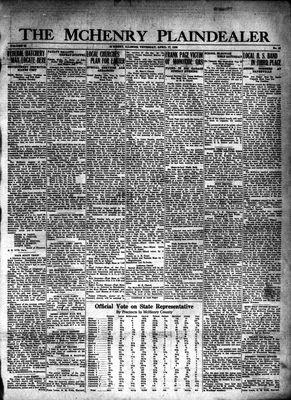 McHenry Plaindealer (McHenry, IL), 17 Apr 1930