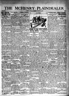 McHenry Plaindealer (McHenry, IL), 21 Aug 1930