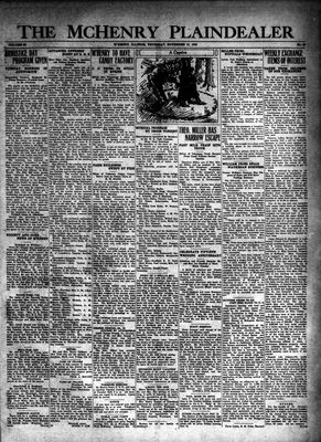 McHenry Plaindealer (McHenry, IL), 13 Nov 1930